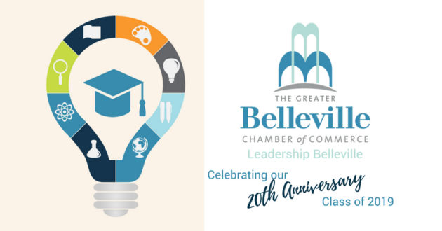 Now Accepting Applications for our 20th Leadership Belleville Class