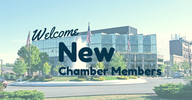 See who joined the Chamber July-September.