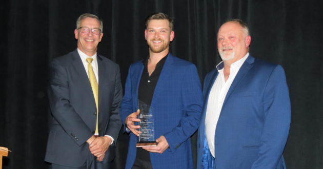 Chamber Celebrates Five Area Leaders at Annual Dinner
