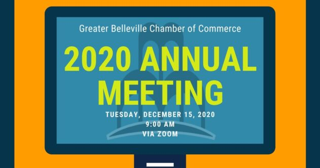 We invite all of you to hear a review of the chamber during 2020 and moving forward.
