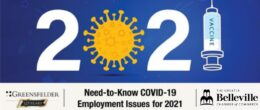 Need to Know COVID-19 Employment Issues for 2021