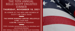 70th Annual Enlisted Dinner